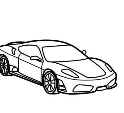 Imagenes De Ferraris Para Dibujar Dibujos De Coches Como Dibujar Coches Coches Para Dibujar