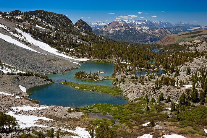 Duck Pass, Mammoth Lakes, California