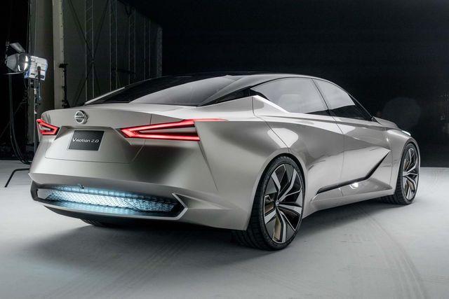 Nissan Vmotion 2 0 Concept Previews The Next Altima Nissan