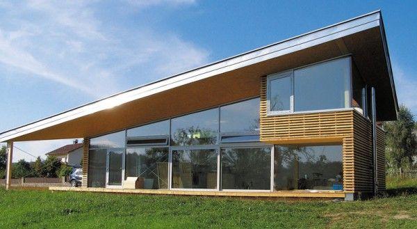 maison energie positive Auto consommation Pinterest