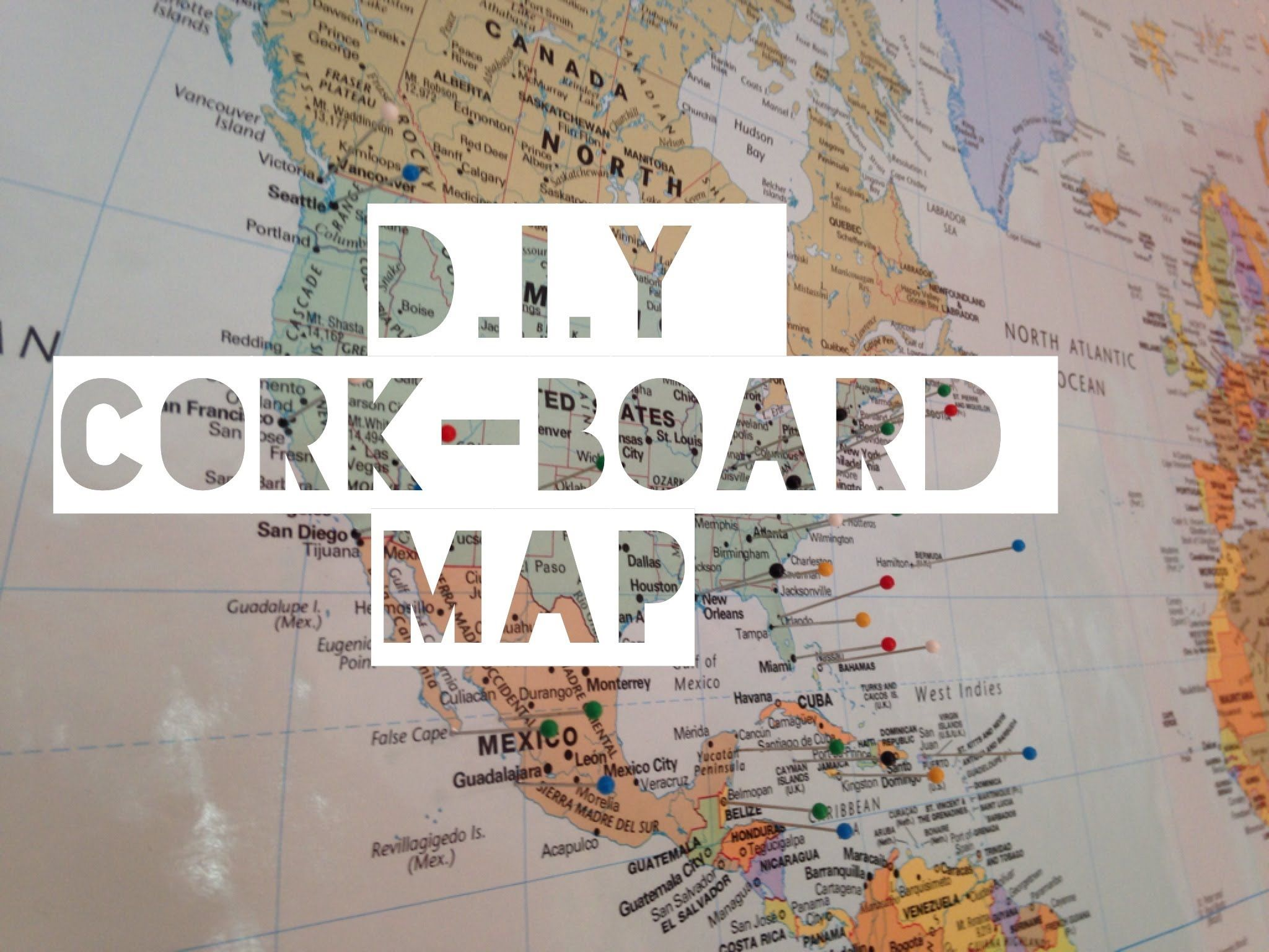 World map cities visited picture ideas references world map cities visited world map cities visited world map cities ive visited have you ever wanted to make a corkboard map where you could pin all the gumiabroncs Images