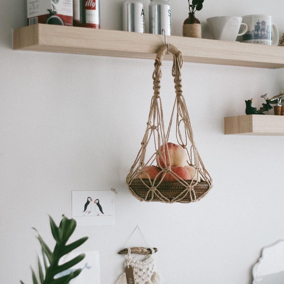 Diy Corde Idees Deco Fait Maison Avec Du Cordage Vozeli Com