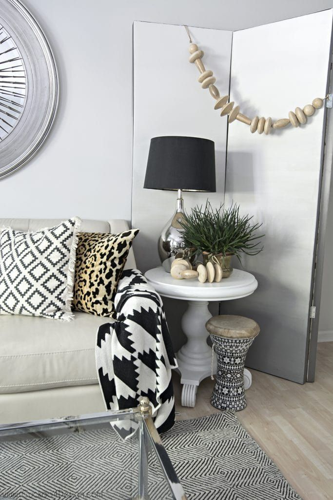 Neutral Eclectic Fall Tour (With images) | Fall home decor ...