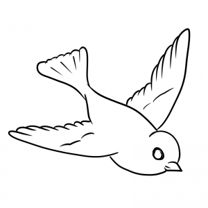 Free Coloring Pictures Of Birds