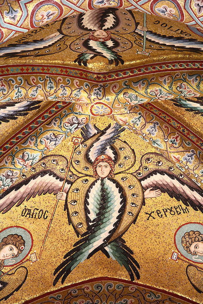 Byzantine Mosaics These Mosaics Adorned The Interior Of Architectural Structures They Are Designs Or Pictoral Repres Byzantine Mosaic Byzantine Art Byzantine