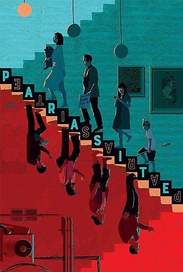 Parasite Poster (high Quality) Photographic Print by Sayonara Koji