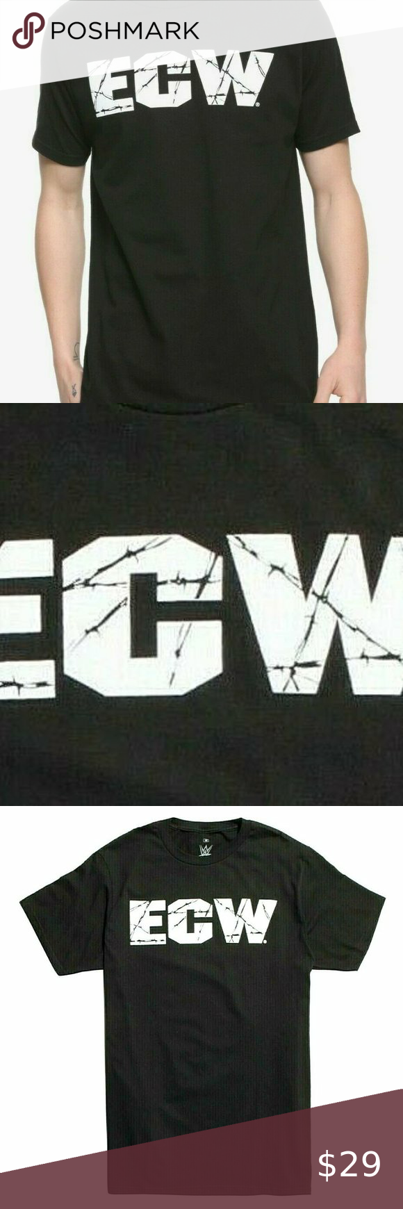 Ecw 2003 Wwe Arena Custom Logo Custom Logos Wwe Arena Custom