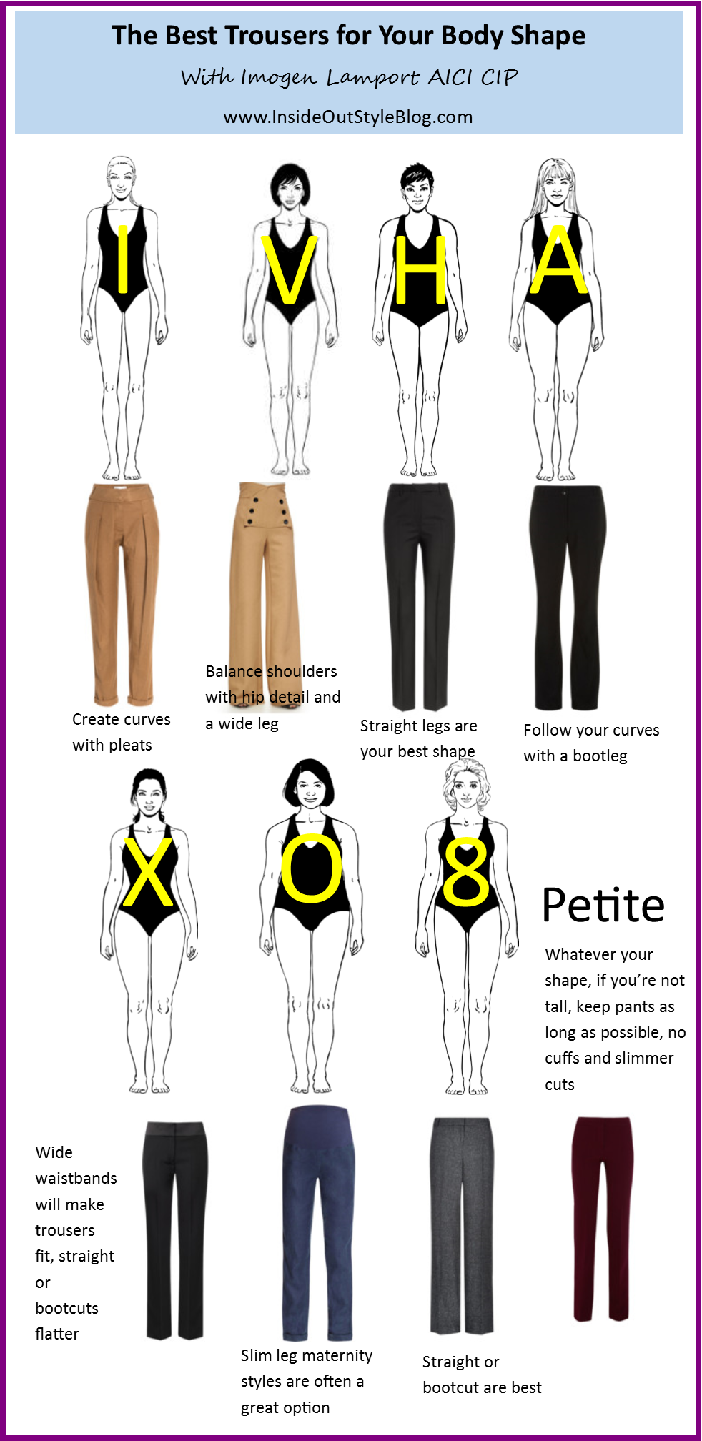 Easy Style Guide To The Best Pants For Your Body Shape  I Want That -4144