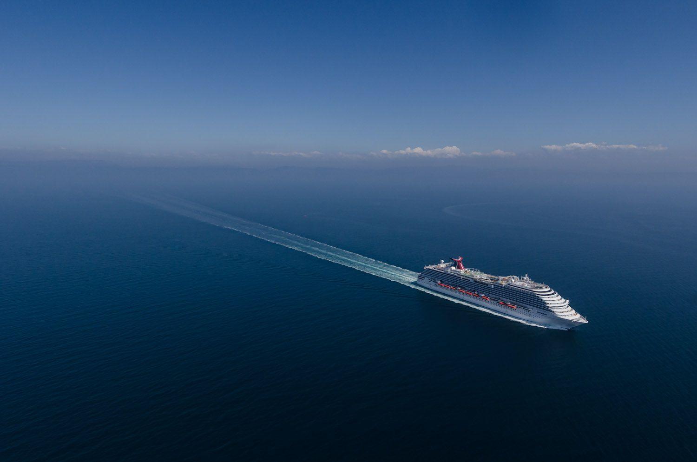 Breeze Sea Trials Photo Carnival Cruise Lines Carnival Cruise