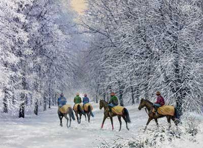 Christmas Horse Racing.Horse Racing Christmas Cards Horse Racing Christmas Card