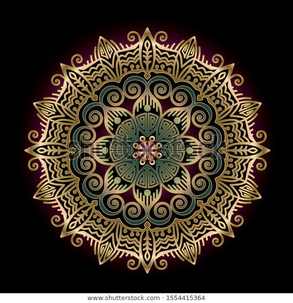 Mandala Art Ornament Printing Stokovye Izobrazheniya V Hd I Milliony Drugih Stokovyh Fotografij Illyustracij I Vektornyh I Illyustracii Vektornaya Grafika Grafika