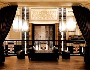 The Carlton on Madison Avenue Hotel Lobby