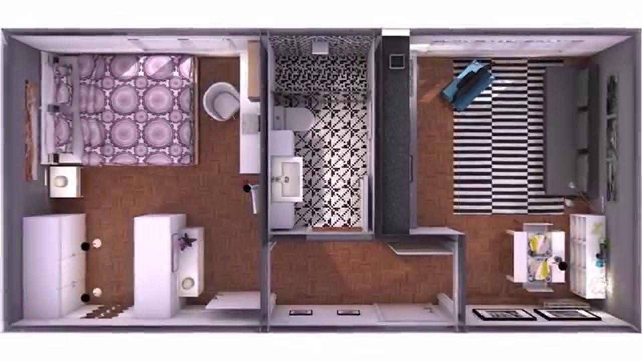 Planos de minidepartamentos de 30m2 buscar con google for Decoracion para minidepartamentos