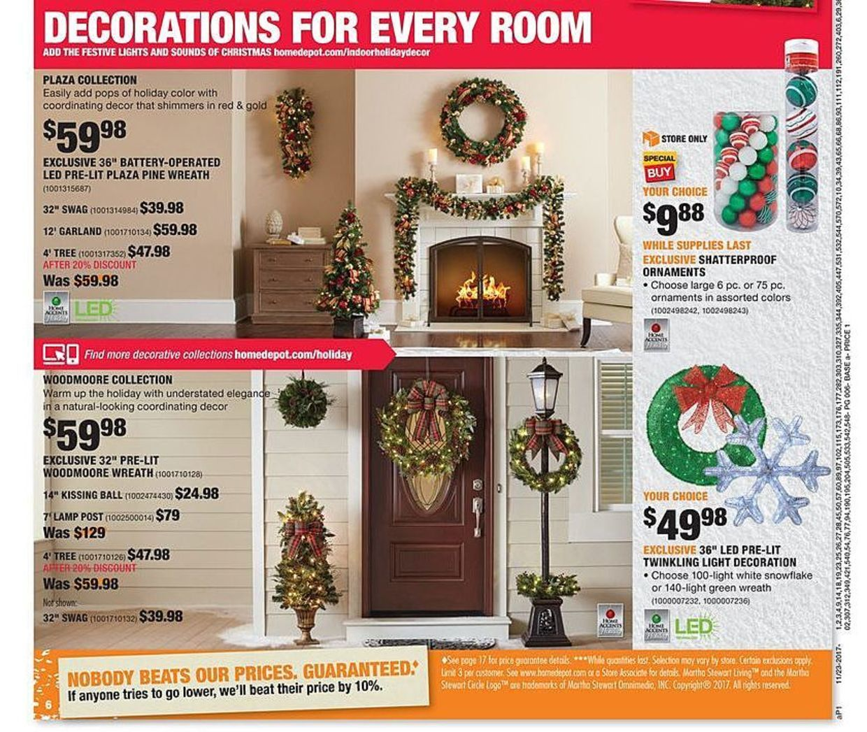 Home Depot Black Friday 2018 Ads and Deals Browse the Home