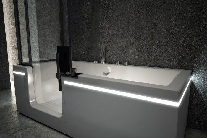 Teuco Prêt A Porter łazienka Baignoire Baignoire Sabot