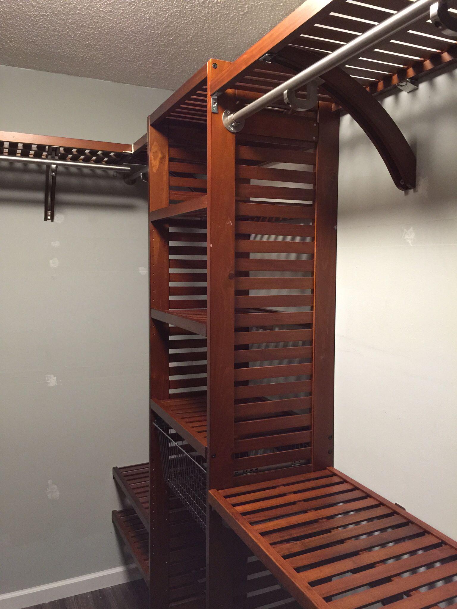 Lowes Closet Design : lowes, closet, design, Allen, Closet, Custom, Doors,, System,, Storage, Design