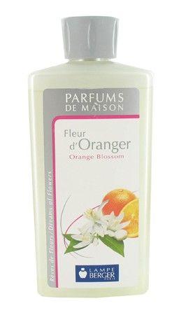 Parfum Maison Lampe Berger Fleur D Oranger 16 00 Parfum Maison Fleur D Oranger Et Parfum Lampe Berger