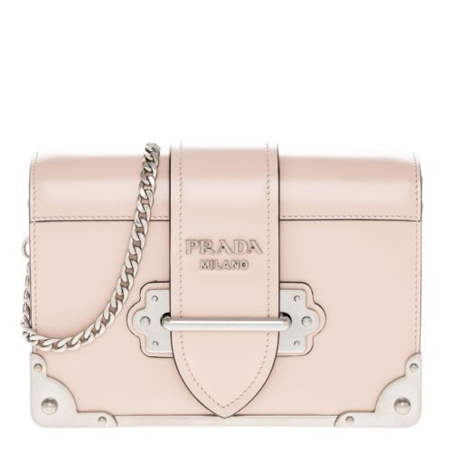 bf379e7e6809 ... where to buy prada womens cahier leather bag pink. ad. f80f1 22018