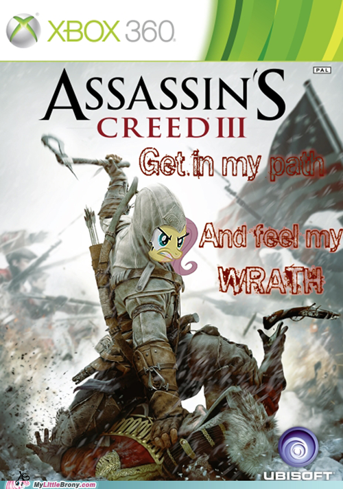 My Little Pony Friendship is Magic Assassins Creed