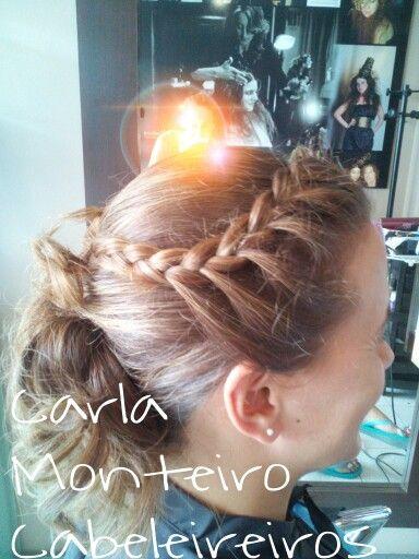 By Carla Monteiro, cabeleireiros