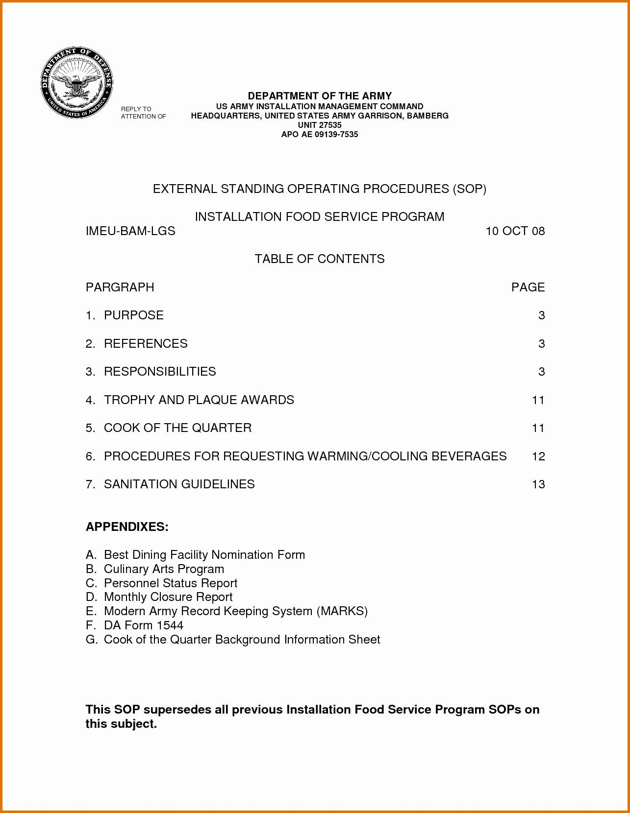 army training schedule form lovely army safety sop