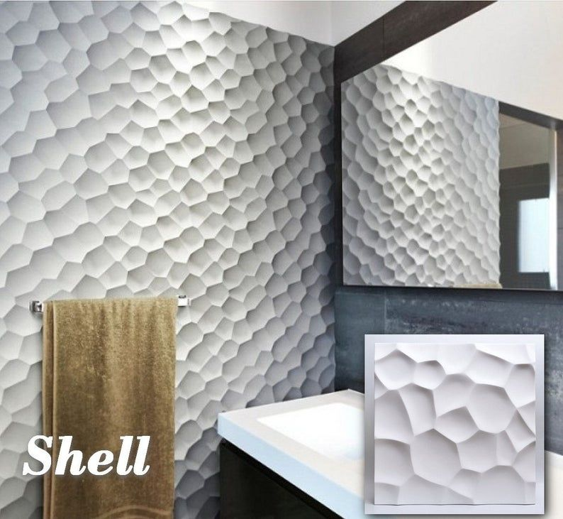 Decorative Wall 3d Panels Mold For 3d Panels 3d Wall Panels Etsy In 2020 3d Wall Panels Acoustic Wall Panels Textured Wall Panels