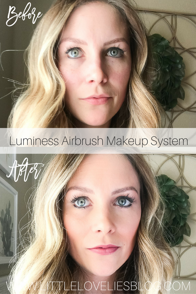 Flawless 5Minute Makeup with Luminess Air + GIVEAWAY 5