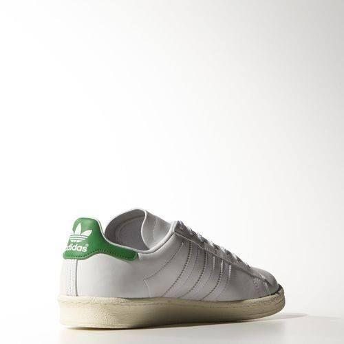 065d02f4fbe6 adidas Originals - Campus 80s Nigo Ftwr White   Green   Cream White B33821  Available Instore