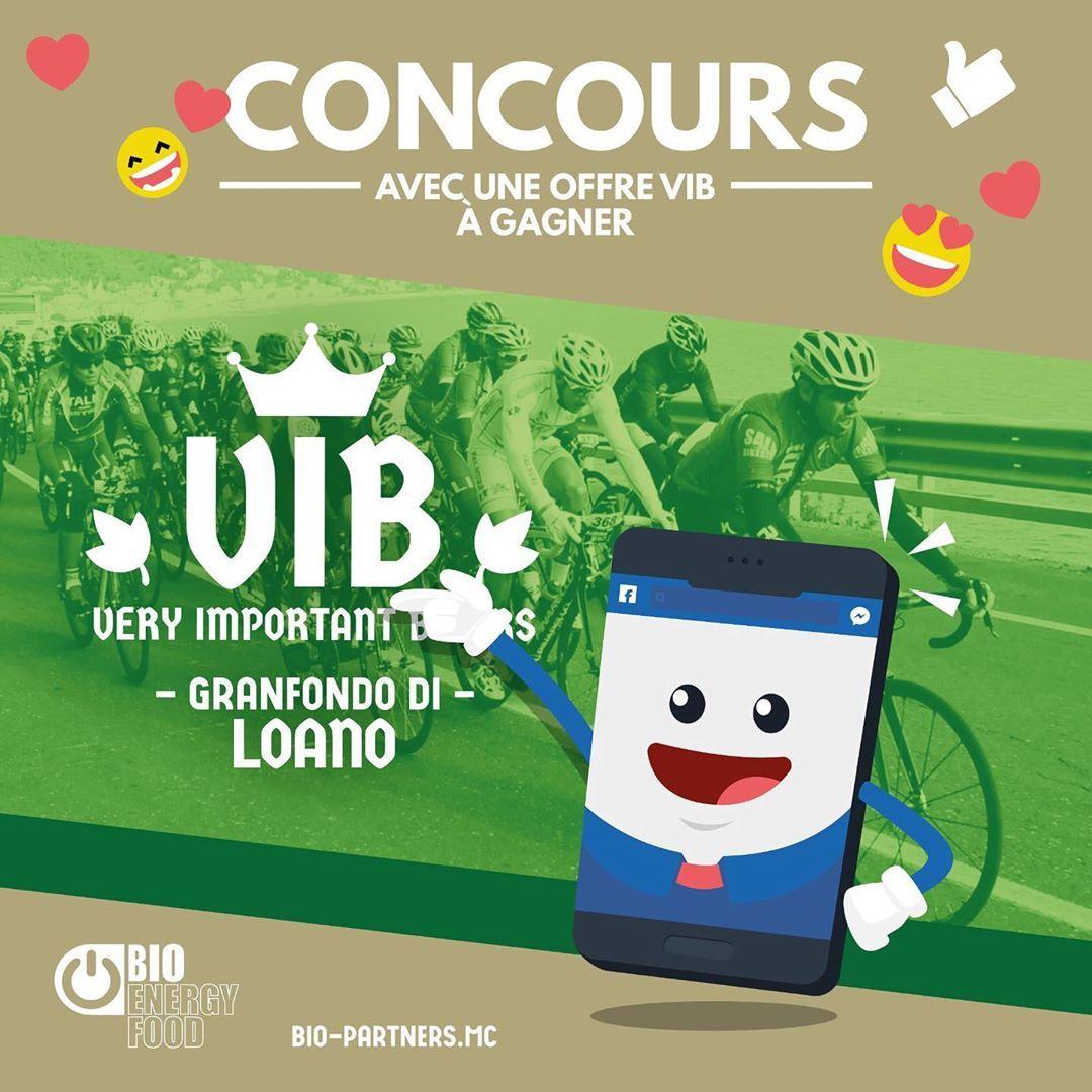 Concours Granfondo Loano 28 Septembre Concorso Granfondo Loano 28 Settembre Bio Energy Food Vous Gate Avec Ce Concours A Gagner Une Health