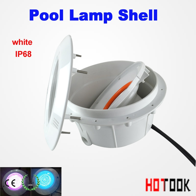 82.80$  Buy now - http://alilrj.worldwells.pw/go.php?t=32338157457 - IP68 Waterproof PAR56 LED Swimming Pool Light Outdoor Lighting Liner fixture niche for concrete pool piscina pesca acesorios