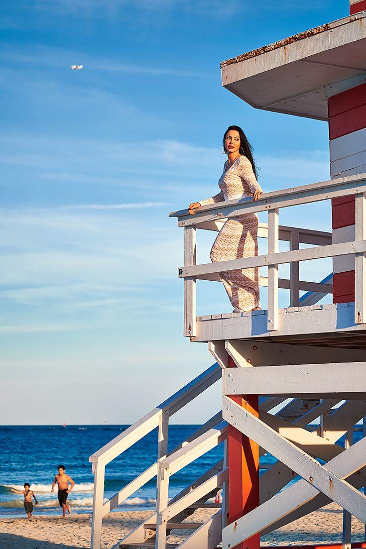 Portrait on location - Miami Beach. #photoshoot #portrait #miamibeach