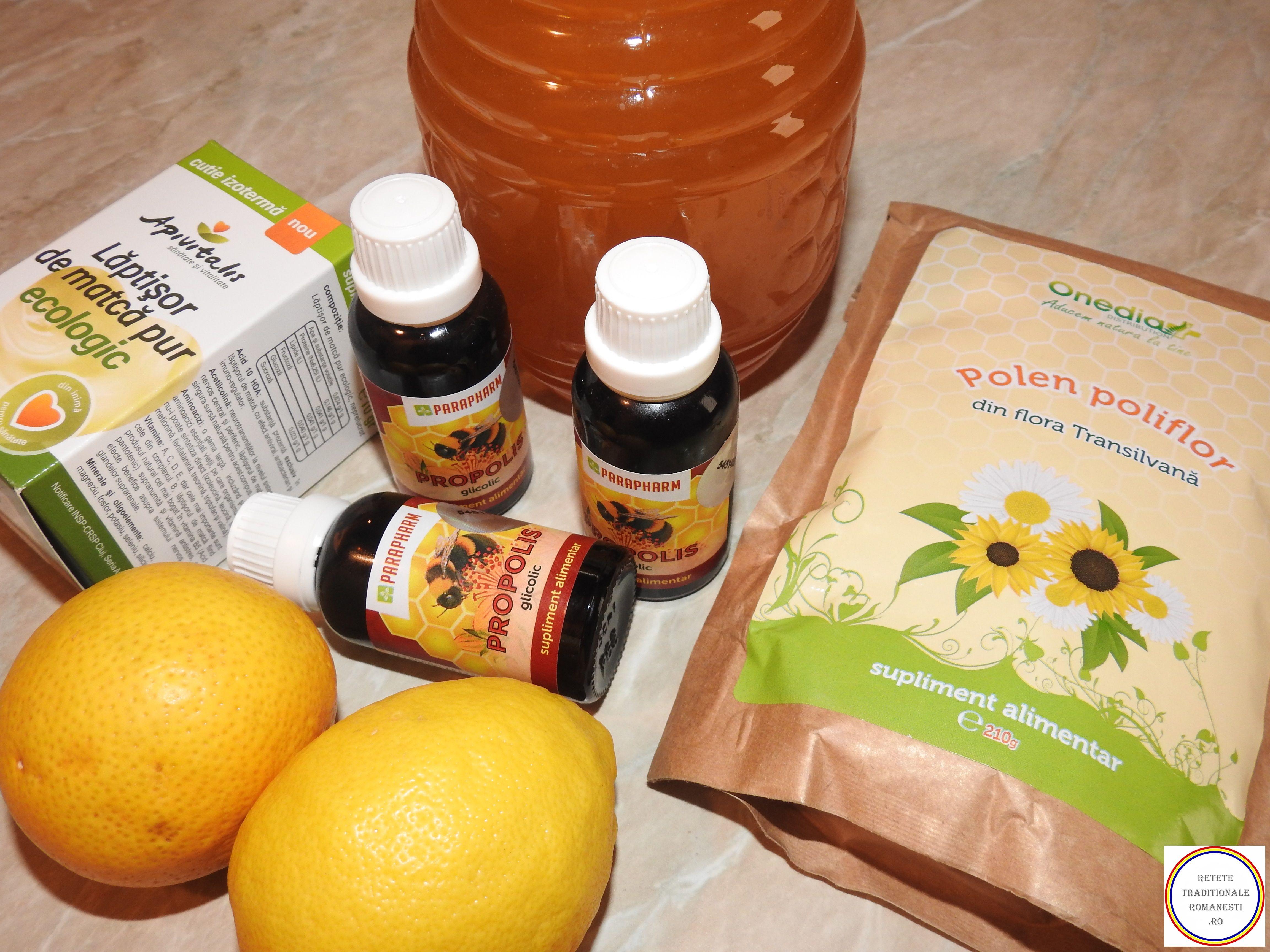 miere și muștar de la varicoză)