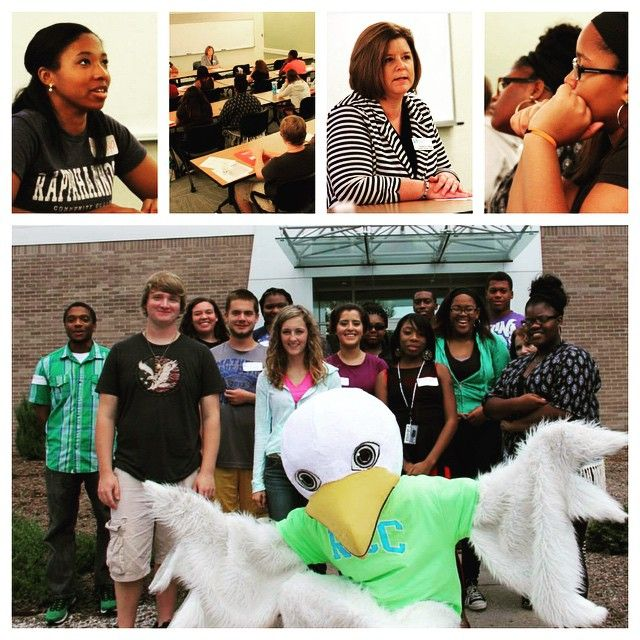"""Our Student Support Services team puts together a program for their new cohort called """"Start Strong"""" Summer Bridge. Here are a few moments from one day of their session #school #comm_college #community #college #highered #glenns #gloucester #warsaw #nnk #northernneckofva #northernneck #rcc #rccfall #vccs #va #virginia #rappahannock"""