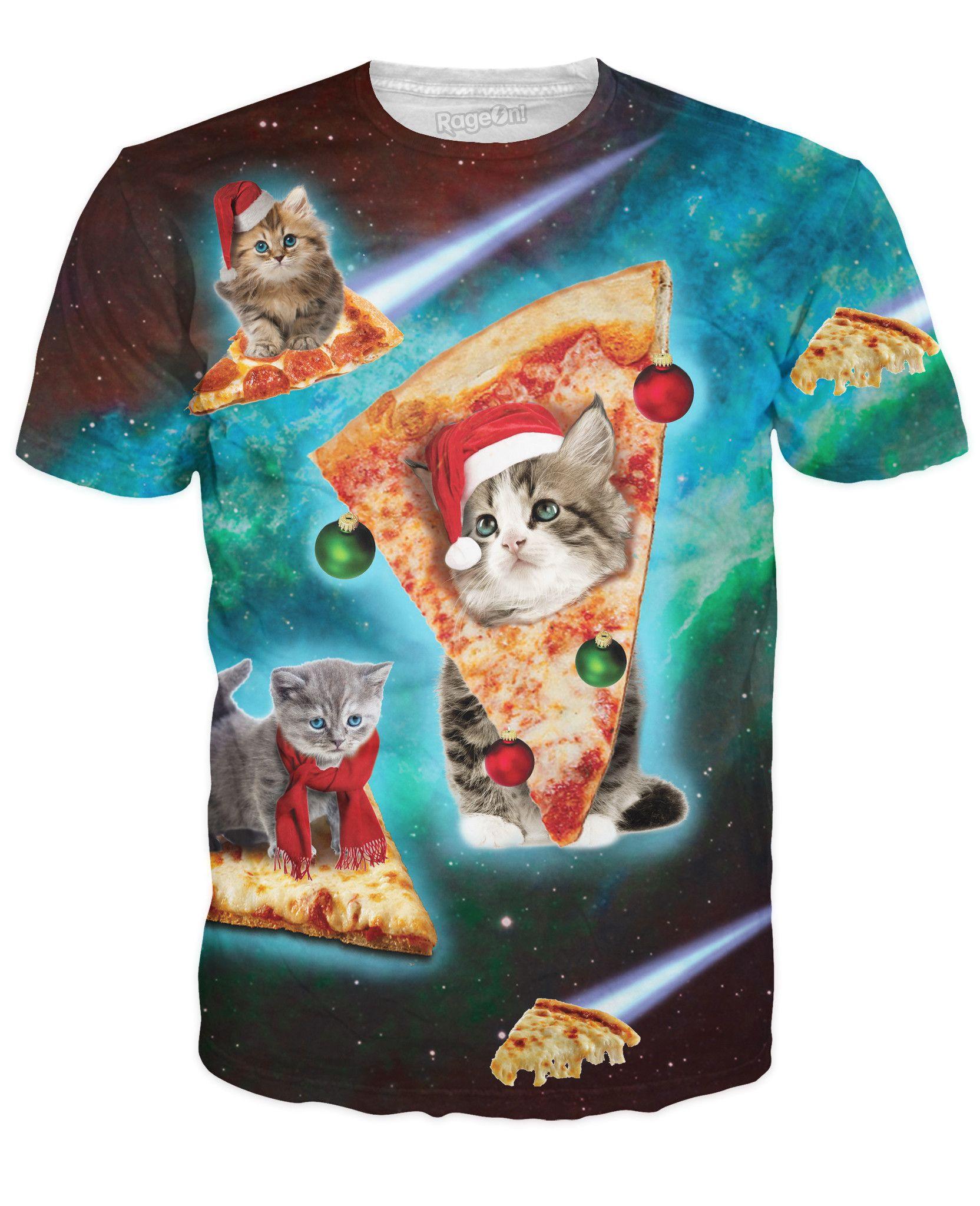 Galaxy Burger Nyan Burrito Cat T Shirt Galaxy Burger Cat Tshirt Cat Tee