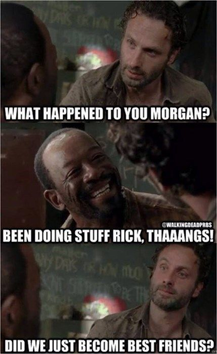 They Re Firm And No Dents Walking Dead Memes Dead Memes Walking Dead Funny