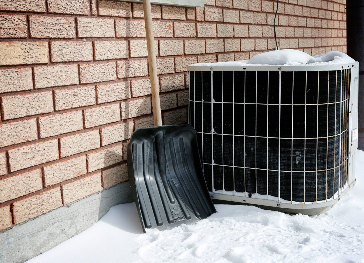 10 Places You're to WinterProof Heat pump