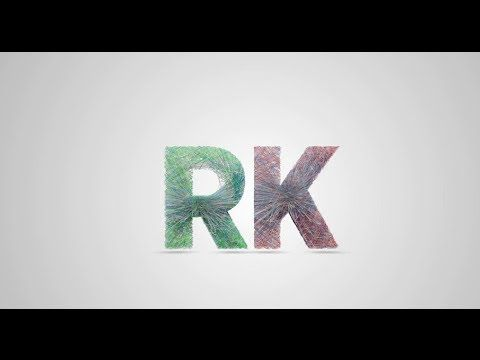 ▶ Cinema 4d Thinking Particle Text Tutorial HD - YouTube