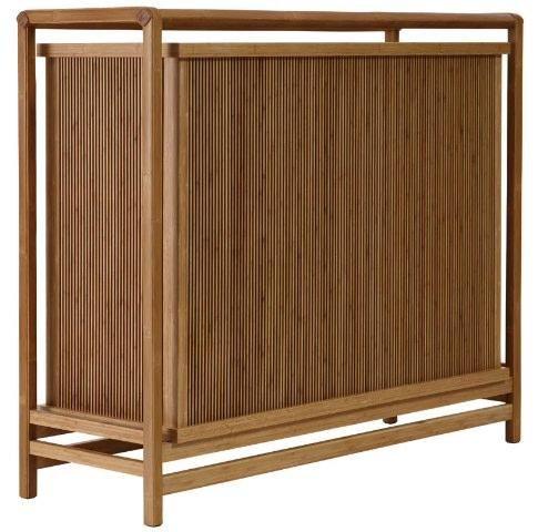 一場竹材料的考究--石大宇作品展-設計聯 CHINESE STYLE Pinterest - muebles de bambu modernos