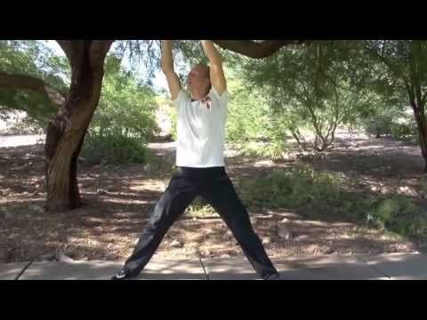 8 simple movements of qigong for beginnersjake mace
