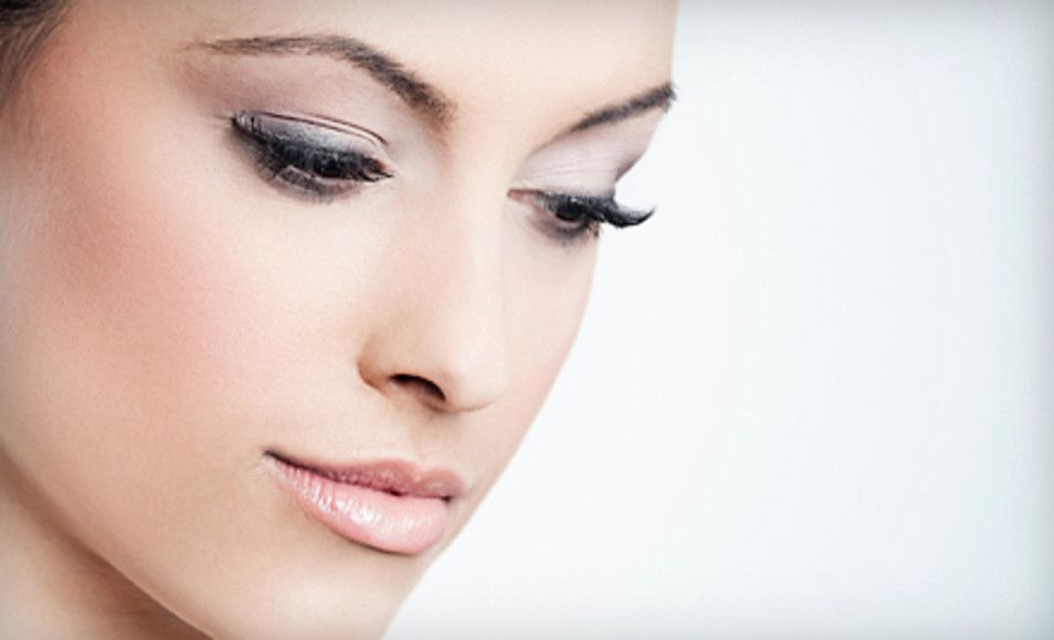 Groupon Lunchtime Glycolic Peel 45 Minute Basic Facial Or 45