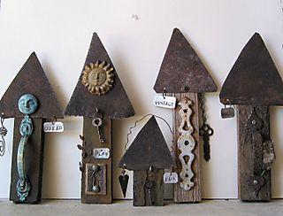 Cute houses!