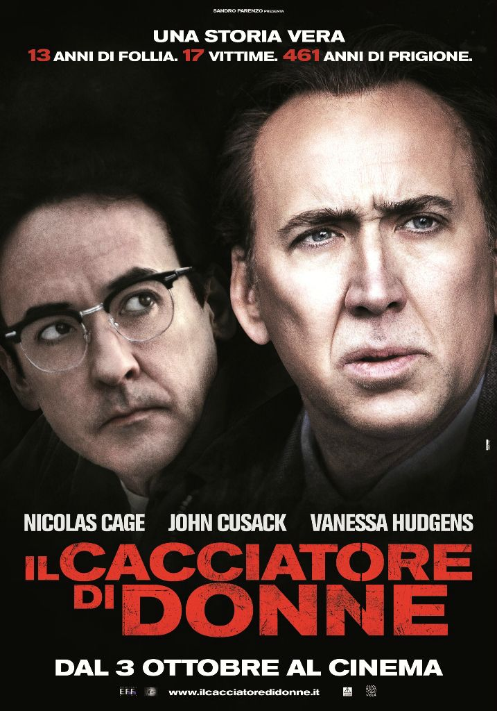 Il Cacciatore Di Donne Film 2013 Film Nicolas Cage Cacciatore