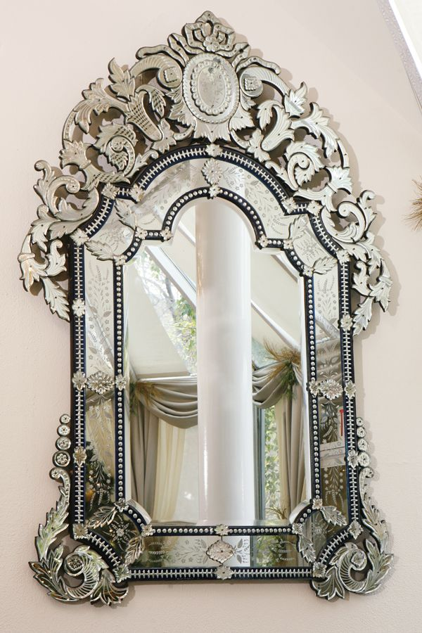 antique venetian mirror just sold one like this at