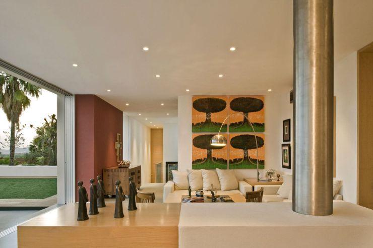 Mountain House by Agraz Arquitectos http://interior-design-news.com/2016/08/12/mountain-house-by-agraz-arquitectos/