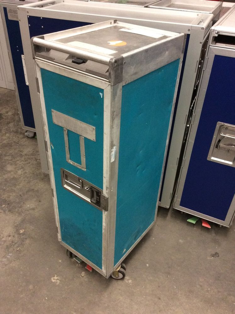 Airline, Flugzeug , Trolley, Halfsize, Atlas, Airlinetrolley, Airlinecart,