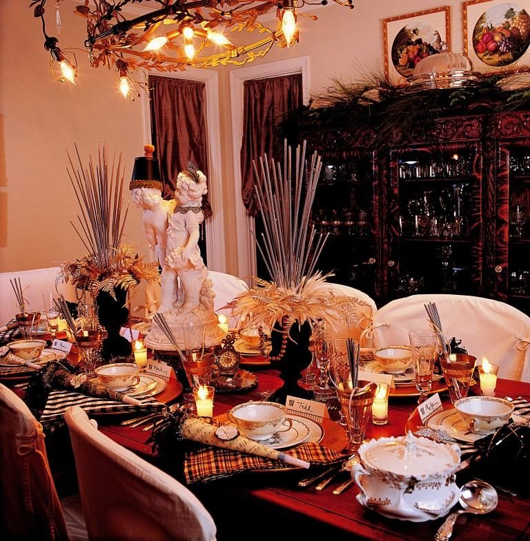 Exceptional New Year Dinner Party Ideas Part - 14: New Yearu0027s Day Is A Great Time To Throw A Party To Welcome In The New