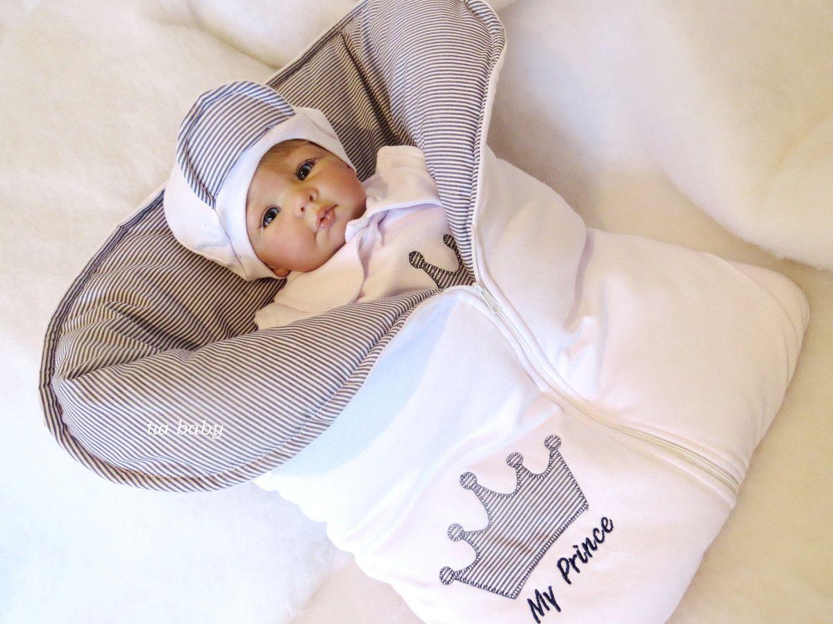 Saída De Maternidade Realeza Marinho   Tia Baby   Elo7   saída ... e695d9215c