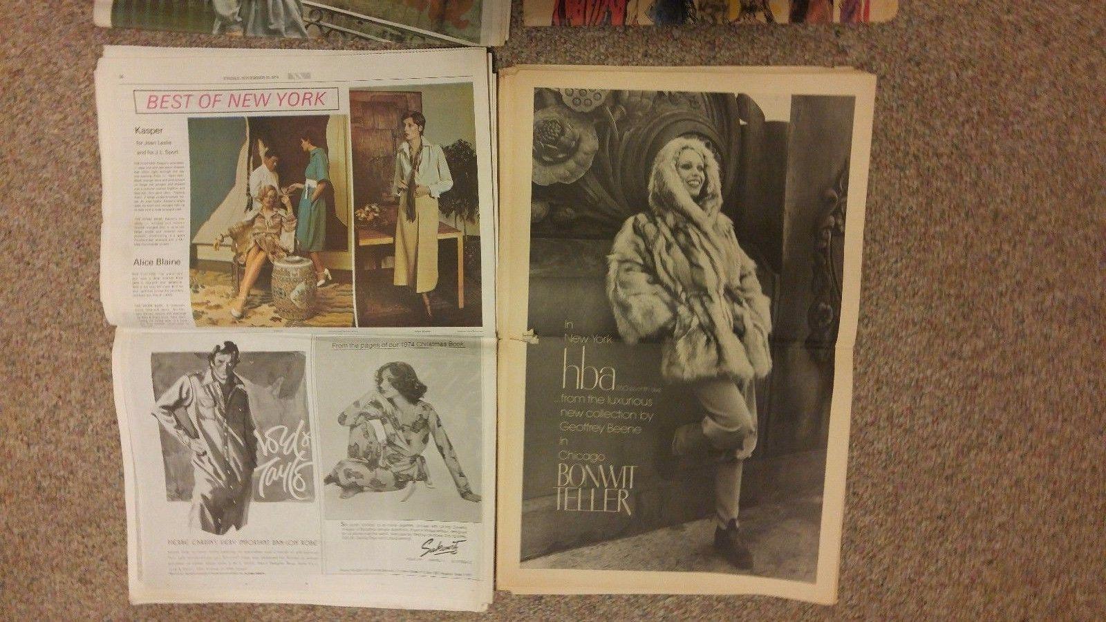 1970s Fashion Womens