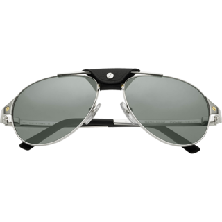 a8e14d3587f Santos de Cartier rimmed sunglasses - Google Search