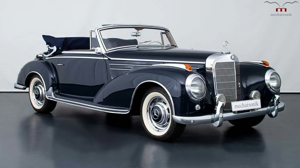 It`s time for the car of the month, our Mercedes-Benz 300 Sc ...